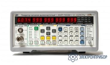 Генератор сигналов вч АКИП-7SG386