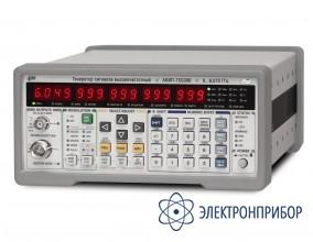 Генератор вч сигналов векторный АКИП-7SG396