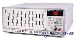 Программируемая электронная нагрузка постоянного и переменного тока АКИП-1318