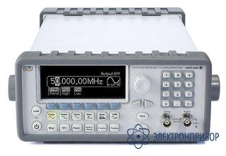 Генератор сигналов произвольной формы АКИП-3402