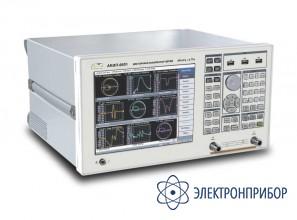 Векторный анализатор цепей с опцией 75 ом АКИП-6601 75 Ом