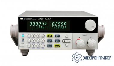 Нагрузка электронная программируемая АКИП-1370/1