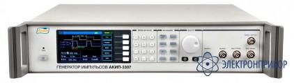 Генератор импульсов АКИП-3307