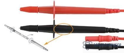 Измерительный провод черный AL-30F B