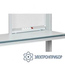Панель электромонтажная для серии альянс ½ АЛ-ЭПА-15