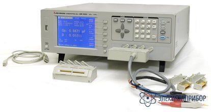 Высокочастотный rlc-метр с поддержкой lxi стандарта АМ-3026