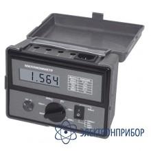 Цифровой миллиомметр АМ-6000
