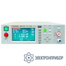 Высоковольтный тестер изоляции АММ-2093