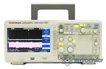 Осциллограф цифровой запоминающий АОС-5102