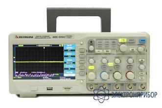 Осциллограф цифровой запоминающий АОС-5204