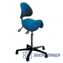 Стул-седло со спинкой антистатический АРМ-3503-200
