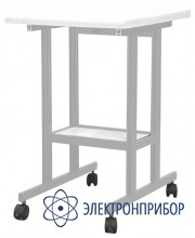 Стол подкатной с антистатической столешницей АРМ-5050-9-ESD