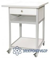 Стол подкатной с ящиком с антистатической столешницей АРМ-5054-ESD