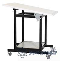 Подкатной столик с регулируемым наклоном рабочей поверхности АРМ-5151