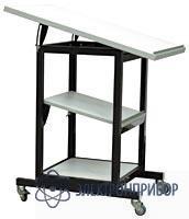 Подкатной столик с регулируемым наклоном рабочей поверхности АРМ-5152