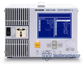 Источник питания постоянного и переменного тока программируемый APS-71102