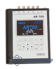 Прибор для анализа частичных разрядов и локации зоны дефекта в изоляции трансформатора при помощи акустических датчиков AR700