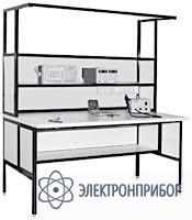 Стол регулировщика радиоаппаратуры с антистатической столешницей АРМ-4210-ESD