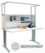 Стол регулировщика радиоаппаратуры с антистатической столешницей АРМ-4215-ESD