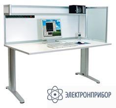 Стол инженера/менеджера с антистатической столешницей АРМ-4415-ESD