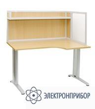 Стол для офиса с эргономичной столешницей АРМ-4425-П