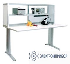 Стол метролога/поверителя с антистатической столешницей АРМ-4555-ESD