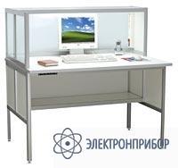 Стол секретаря-референта с антистатической столешницей АРМ-4610-ESD