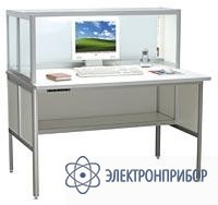 Стол секретаря-референта с антистатической столешницей АРМ-4620-ESD