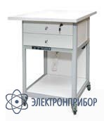 Стол подкатной с ящиками АРМ-5057
