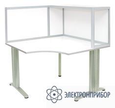 Стол угловой с антистатической столешницей АРМ-6425-ESD