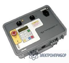 Трехфазный измеритель коэффициента трансформации ATRT-03B (BASIC)