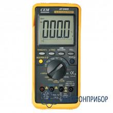 Профессиональный автомобильный мультиметр AT-9995E