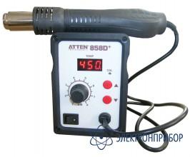 Термовоздушная паяльная станция AT858D+
