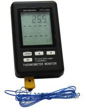 Измеритель-регистратор температуры с bluetooth интерфейсом АТЕ-9380BT