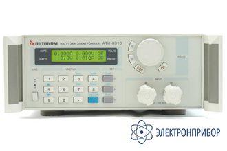 Электронная программируемая нагрузка АТН-8310