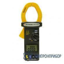 Токовые клещи-ваттметр АТК-2200