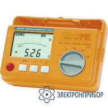 Измеритель параметров узо АТК-5259