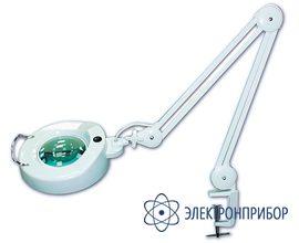 Светильник бестеневой кольцевой с линзой АТР-6083
