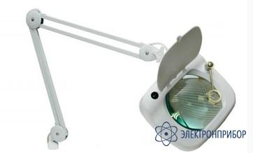 Светильник бестеневой, кольцевой, с линзой АТР-6537