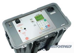 Однофазный,  высокоточный, автоматический измеритель коэффициента трансформации ATRT-01-7500