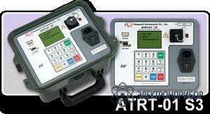 Измеритель коэффициента трансформации (однофазный, питание от сети 220в и/или встроенных аккумуляторов) ATRT-01B S3