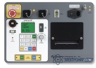 3-х фазный измеритель коэффициента трансформации, со встроенным принтером ATRT-03 (STANDART)