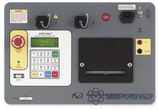 3-х фазный измеритель коэффициента трансформации (со встроенным принтером, питание от аккумулятора, ударопрочное исполнение, usb ATRT-03A S2