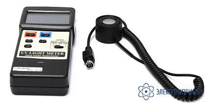 Радиометр для измерения энергетической освещенности уф АТТ-1515
