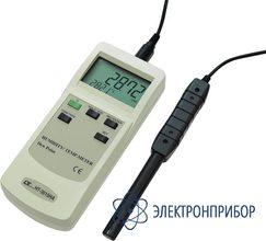 Прибор для измерения влажности и температуры АТТ-5015