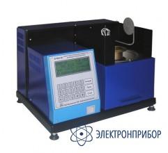 Аппарат для определения температуры вспышки в открытом тигле АТВО-20