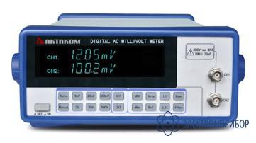 Милливольтметр АВМ-1165