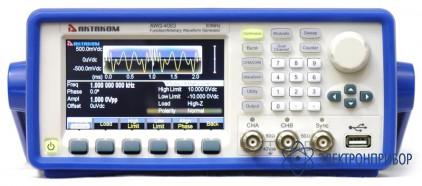 Генератор сигналов специальной формы AWG-4123