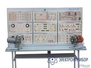 Лабораторный универсальный электротехнический стенд Квазар-02