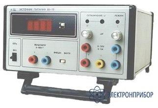 Источник постоянного и переменного тока Б5-71